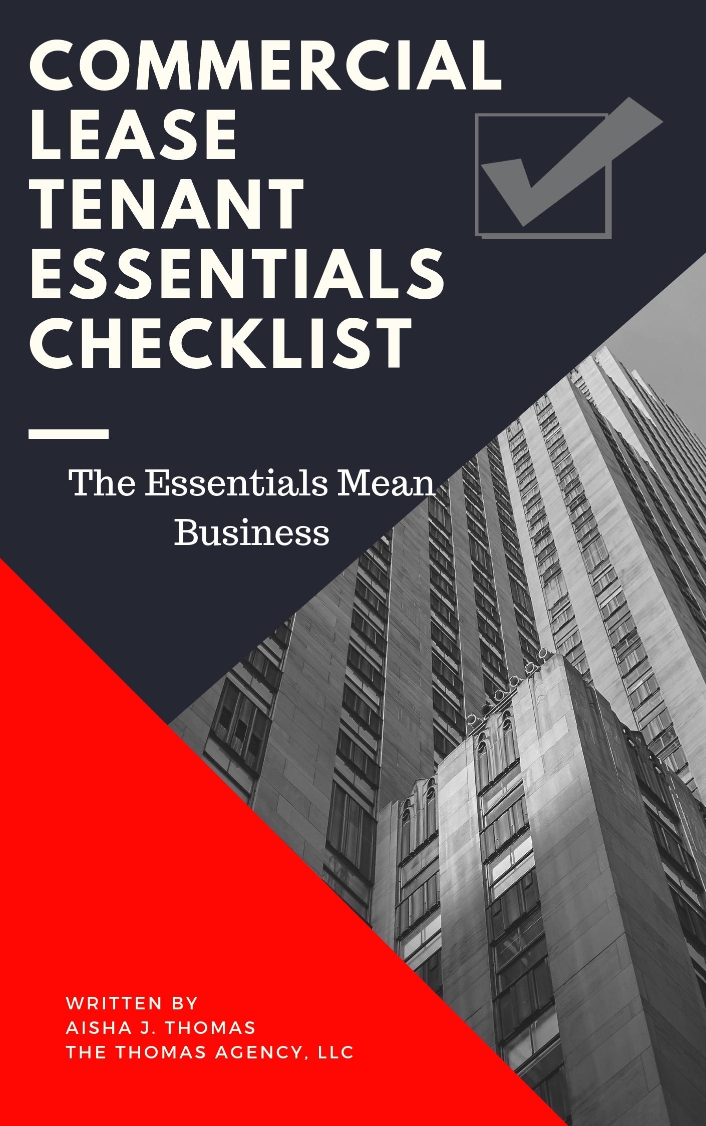Checklist E book